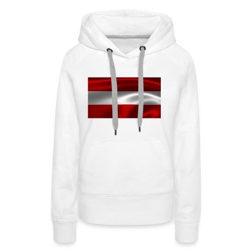 Austria I Love Austria - Frauen Premium Hoodie
