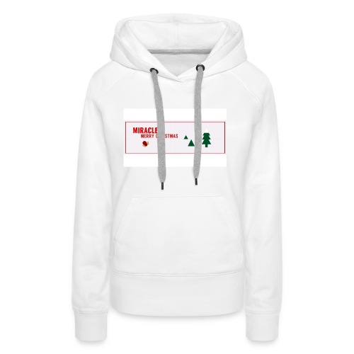 Christmas Exclusive - Women's Premium Hoodie
