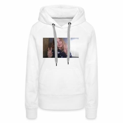 de peace - Vrouwen Premium hoodie