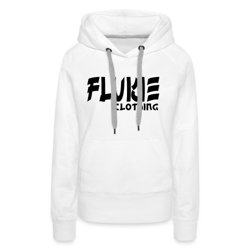 Flukie Clothing Japan Sharp Style - Women's Premium Hoodie
