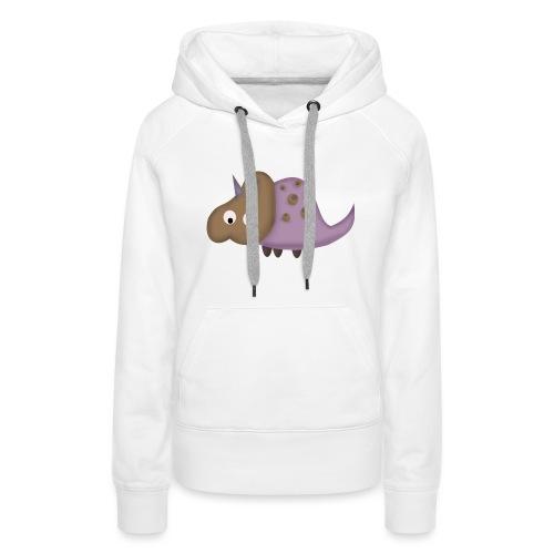 Dino 1 - Women's Premium Hoodie