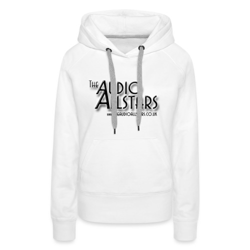 The Audio Allstars logo - Women's Premium Hoodie