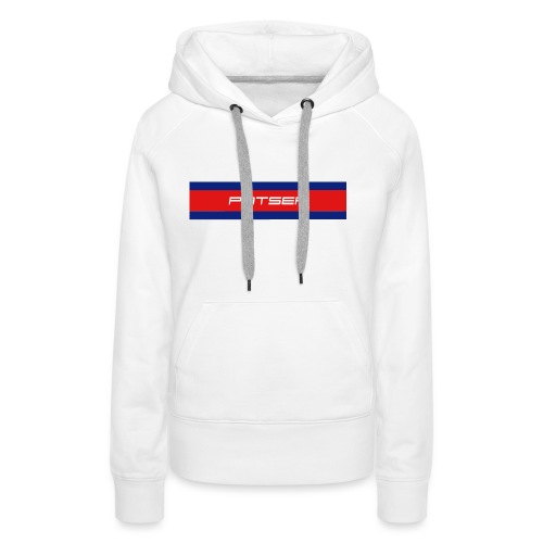 PATSER - Vrouwen Premium hoodie