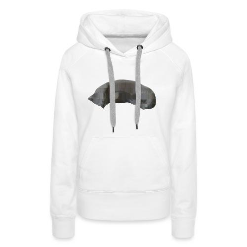 Slapende Sufi - Vrouwen Premium hoodie