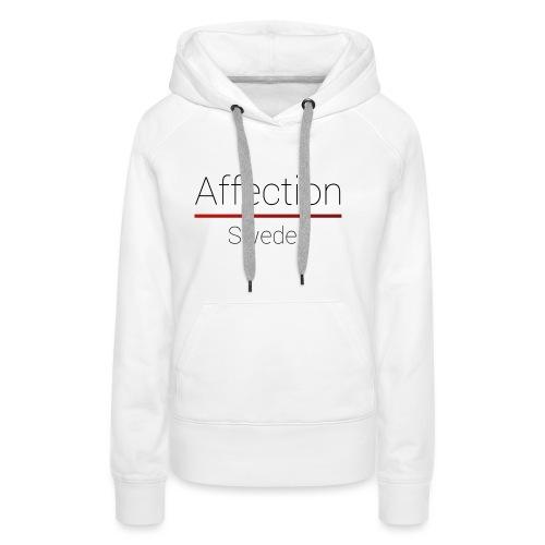 Affection Sweden - Premiumluvtröja dam
