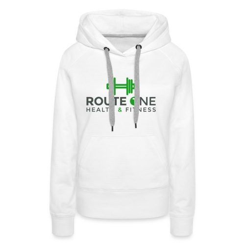 Route 1 Health and Fitness - Women's Premium Hoodie