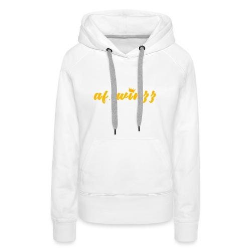 af.twinzz Clothing - Women's Premium Hoodie