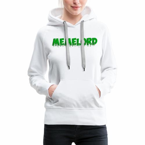 Memelord - Women's Premium Hoodie