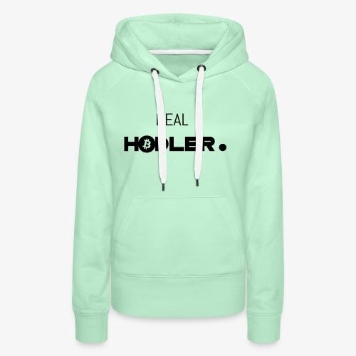 HODL-real-btc-b - Women's Premium Hoodie