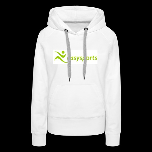 easysports pur - Frauen Premium Hoodie