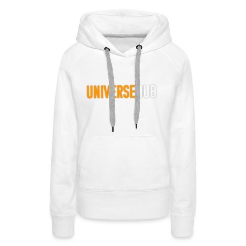 universehub - Dame Premium hættetrøje