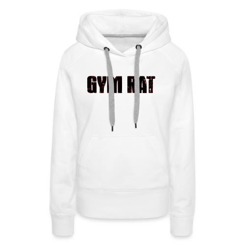 Gymrat - Premiumluvtröja dam
