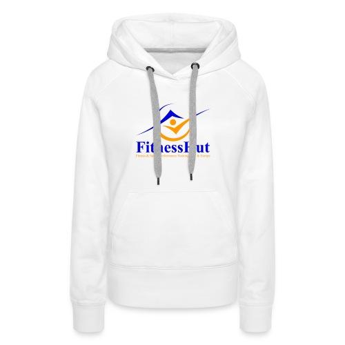FitnessHutUK Logo Kit - Women's Premium Hoodie