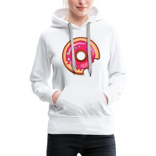 donut, donut chicken, holy donut, sweet donut - Women's Premium Hoodie