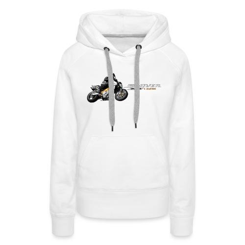 shiver150b - Women's Premium Hoodie