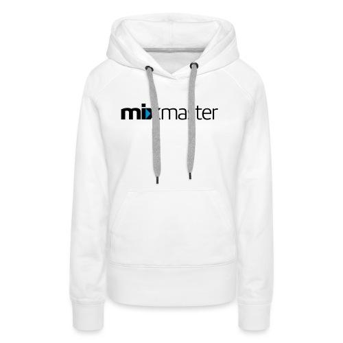 Mixmaster vekt cmyk - Frauen Premium Hoodie