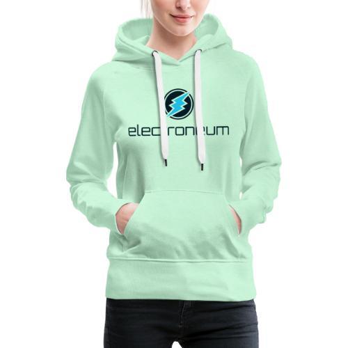 Electroneum - Women's Premium Hoodie