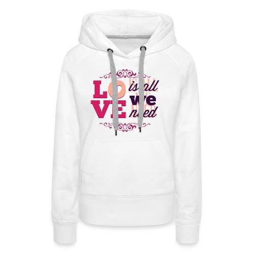 Valentinstag - Frauen Premium Hoodie