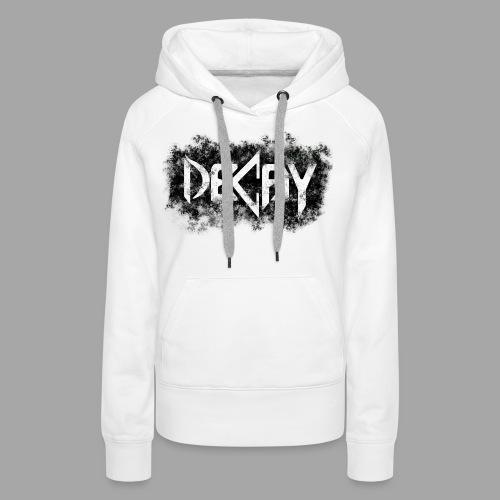 Verf - Vrouwen Premium hoodie