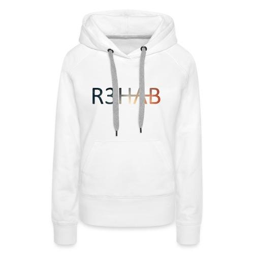 R3hab Stars - Premium hettegenser for kvinner
