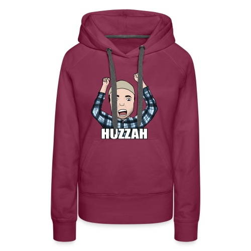 Fuse4Gaming   Huzzah! - Women's Premium Hoodie