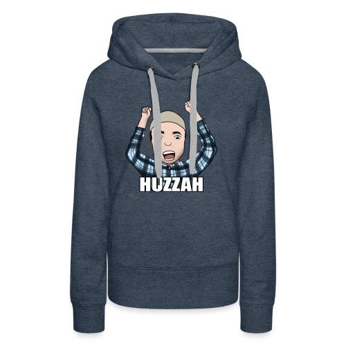 Fuse4Gaming | Huzzah! - Women's Premium Hoodie