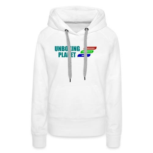 UnboxingPlanet Logo 2 - Frauen Premium Hoodie