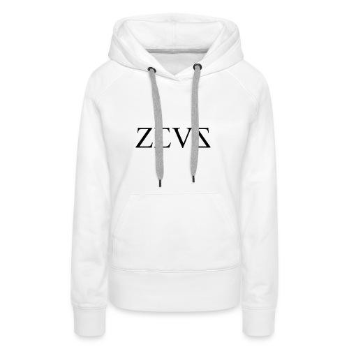 Zeus Alpha Collection - Frauen Premium Hoodie