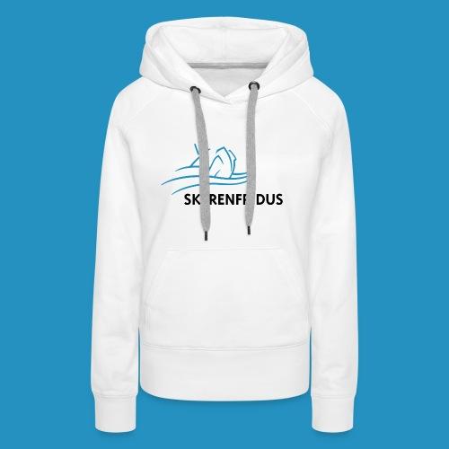 Skerenfridus logo - Vrouwen Premium hoodie