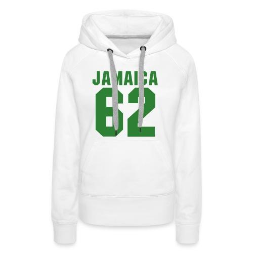 Free Jamaica 1962 - Independence - Proud Jamaicans - Frauen Premium Hoodie