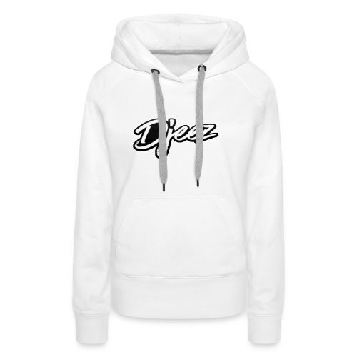 djeez_official_kleding - Vrouwen Premium hoodie