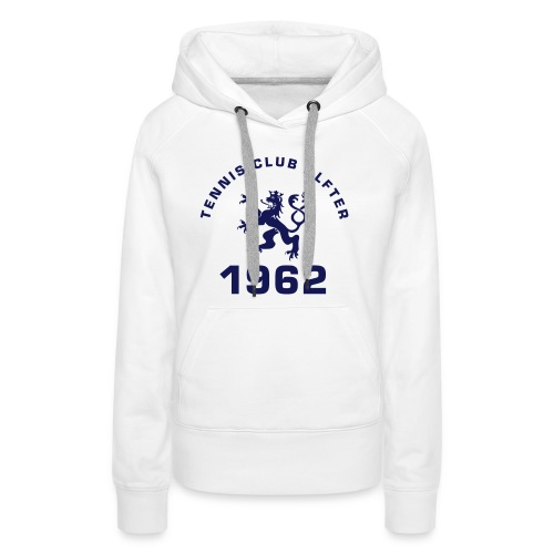 Tennis Club Alfter 1962 Wappenlöwe 1c - Frauen Premium Hoodie