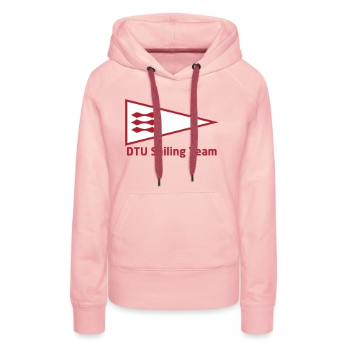 DTU Sailing Team Official Workout Weare - Women's Premium Hoodie