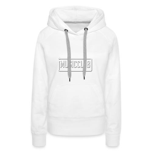 banna logo - Frauen Premium Hoodie