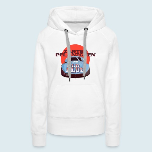 Corvette Wide Body - Frauen Premium Hoodie