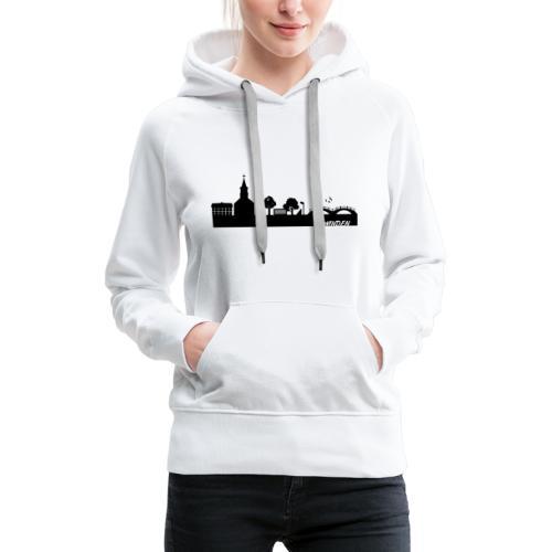 Winden Skyline - Frauen Premium Hoodie