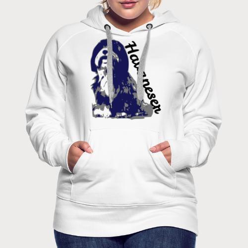 havaneser - Frauen Premium Hoodie