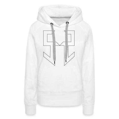 stranger113 - Sweat-shirt à capuche Premium pour femmes
