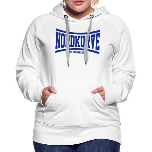 nordkurve gelsenkirchen - Frauen Premium Hoodie