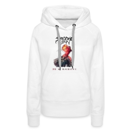 In a moment - White - Women's Premium Hoodie
