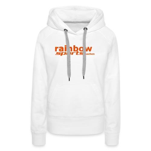 Logo_RSAC_nurSchrift - Frauen Premium Hoodie