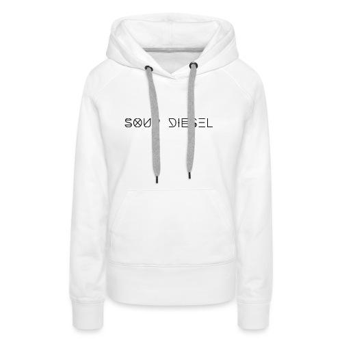 Sour Diesel - Sweat-shirt à capuche Premium pour femmes