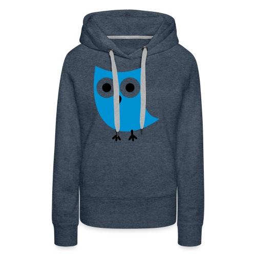 Uiltje - Vrouwen Premium hoodie