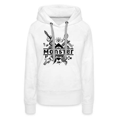 monster - Women's Premium Hoodie