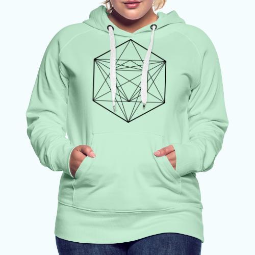 Geometrie Minimal - Women's Premium Hoodie