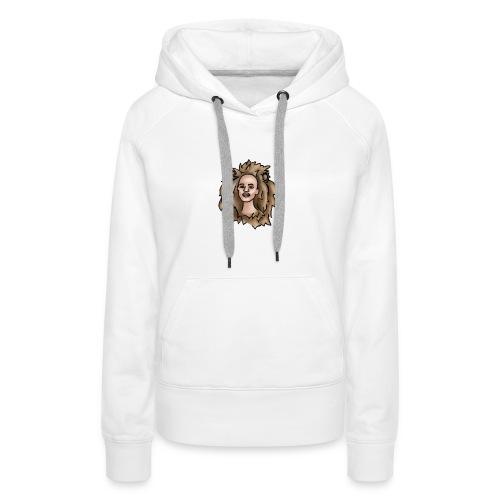 lionlady - Vrouwen Premium hoodie