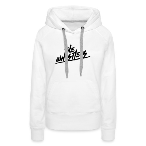 The Whistlers Negro - Women's Premium Hoodie