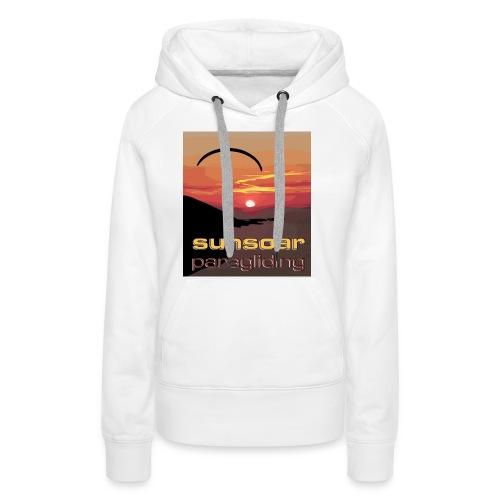 sunset flying - Women's Premium Hoodie
