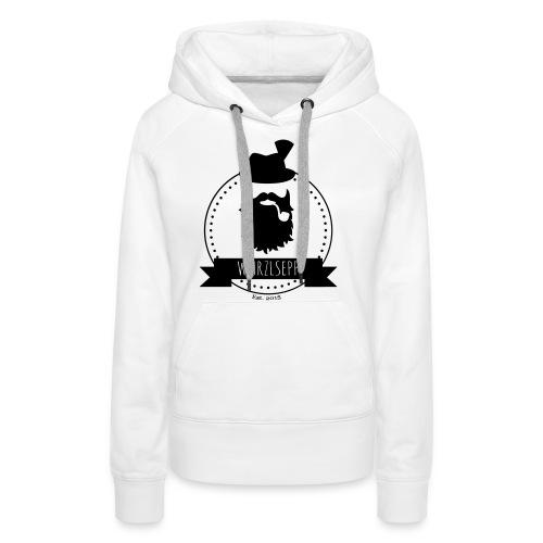 Wurzlsepp Logo - Frauen Premium Hoodie