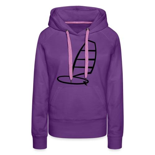 Windsurf - Vrouwen Premium hoodie
